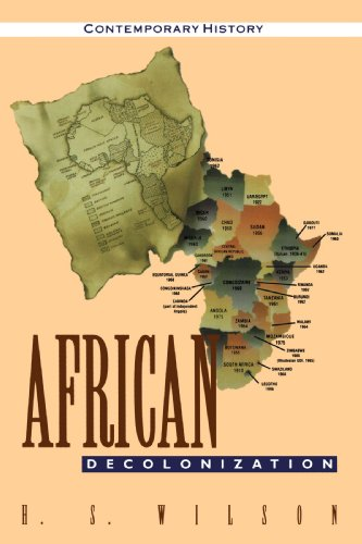 African Decolonization (Contemporary History Series) -