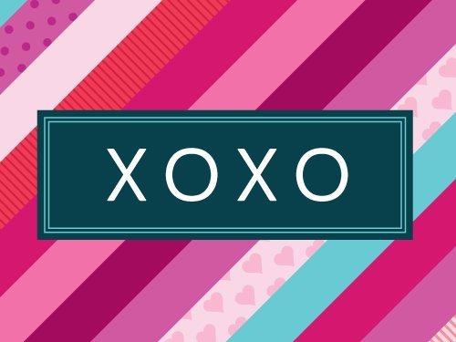 XOXO egift card link image