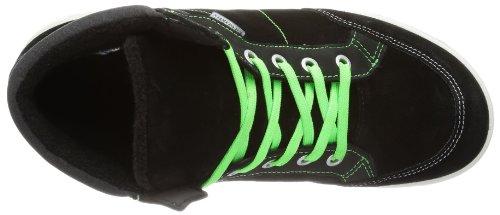 Ricosta BAJO(M) 5321500 Jungen Sneaker Schwarz (schwarz 091)