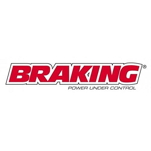 K Bj RC24 1989 BRAKING Bremsscheibe hinten HO21FIH f/ür Honda VFR 750 F