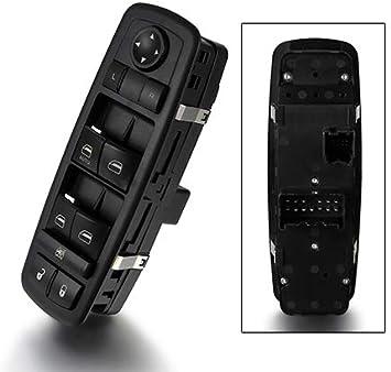 Dromedary Power Window Door Switch For Dodge Journey Nitro Jeep Liberty Driver Side 4602632AG Dromedary Autoparts