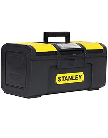STANLEY 1-79-216 - Caja de herramientas con autocierre, 39.4 x 22