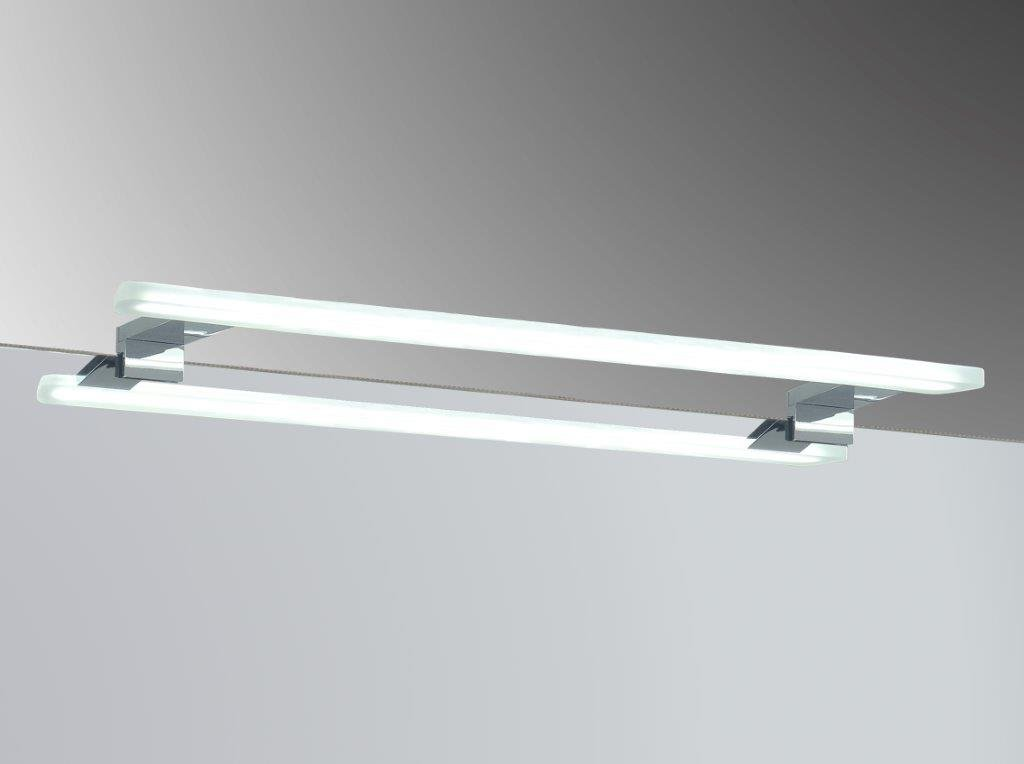 APLIQUE DE BAÑO DIMAN LED 60CM 14W IP44 CII LUZ BLANCA 6000K [Clase de eficiencia energética A+] RJG