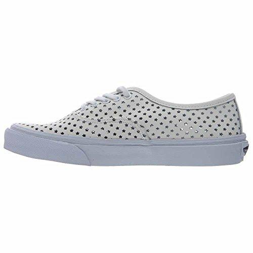 Vans Unisex Authentic Skateschuh weiß / echt weiß