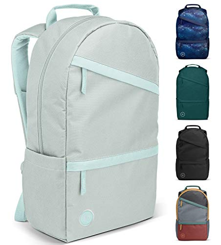 Simple Modern Legacy Backpack with Laptop Compartment, Sea Salt (Accent), 25 Liter