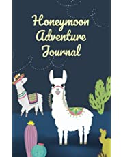 Honeymoon Adventure Journal: with Marriage Advice Quotes; for Honeymoon Memories, Small Travel Journal