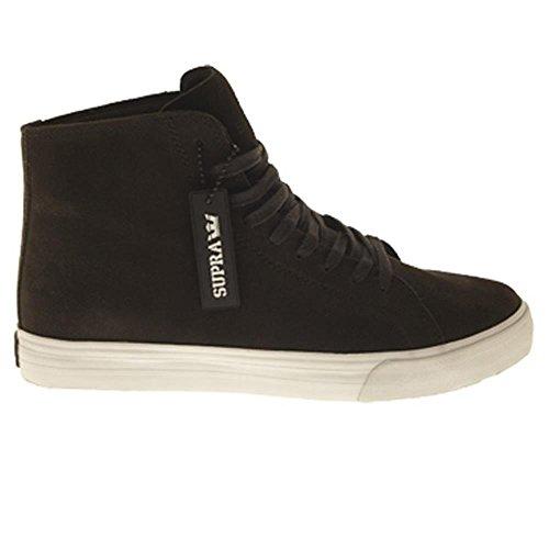 SUPRA Skateboard Styler Shoes Thunder High Brown Suede, número de zapato:42.5