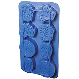 ICUP Marvel Heroes Ice Cube Tray