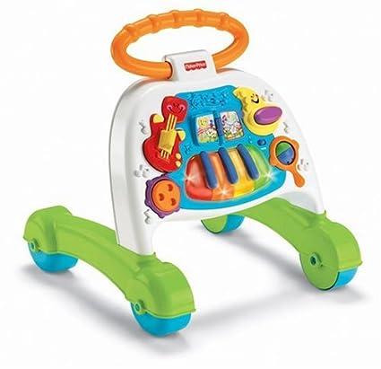 Mattel P2744-0 Fisher Price - Andador con actividades ...