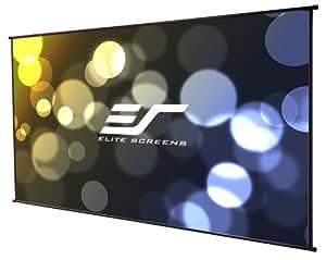 """Elite Screens DIY Wall, 100"""" 100"""" 16:9 pantalla de proyección - Pantalla para proyector (100"""", Manual, 2,54 m (100""""), 2,21 m, 124,5 cm, 16:9)"""