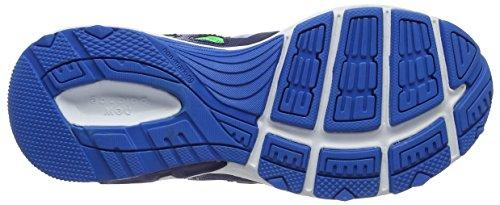 New Balance 680v3, Zapatillas Unisex Niños Multicolor (Blue/green)