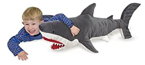 Giant Shark Plush by Melissa & Doug