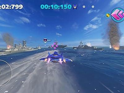 Clip: Sonic The Hedgehog Sprint After Burner
