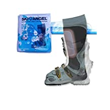 Gel Ski Boot Shin Pads - Protection All Day Long!