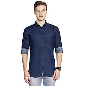 Signature Men's Slim Fit Casual Shirt