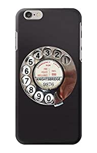 """S0059 Retro Rotary Phone Dial On Case Cover For IPHONE 6 (4.7"""")"""