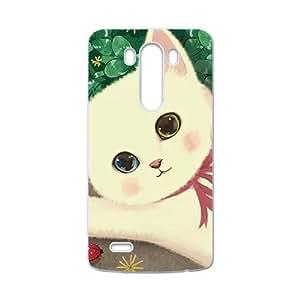 Happy Cat Phone Case for LG G3 Case