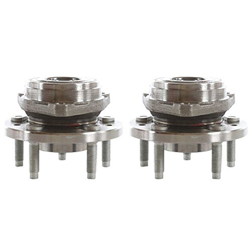 Prime Choice Auto Parts HB613158PR Pair of Front Wheel Hub Bearing ()