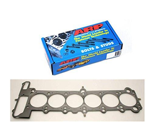 Bundle SI with SOHC VTEC D16z6 Engines ARP Head Studs /& Cometic Head Gasket Set 75.5mm Bore .030/'/' Thick For 1992-1995 Honda Civic EX