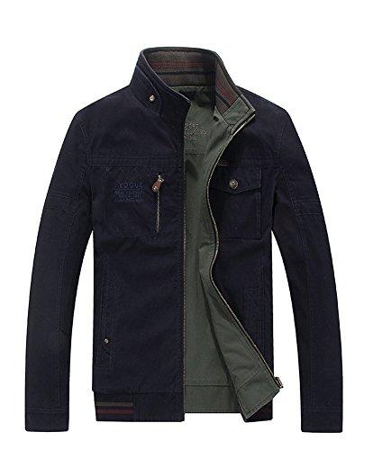 Reversible Cotton Jacket - 3
