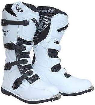 Wulfsport Track Star MX Adult Boots Motorbike Motocross Quad Sport Racing Boots Black EU39