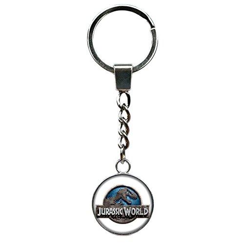 Athena Brand Jurrasic Park Movie Key Ring Keychain for House Boat Auto -