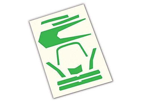 - Traxxas 7983 Aton Green High Visibility Decals
