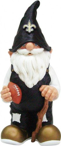 Forever Collectibles 111905 Team Garden Gnome - Saints