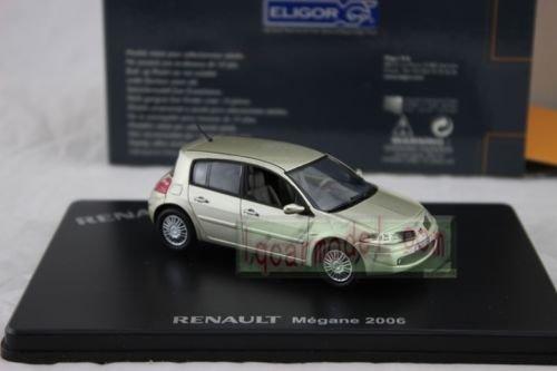 1-43-eligor-renault-megane-2006-diecast-model-free-postage