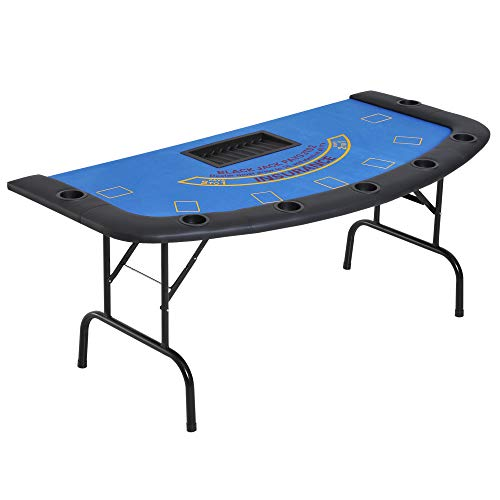 Blackjack Table Cover - Soozier 72