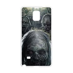 Walking dead scary walker Cell Phone Case for Samsung Galaxy Note4