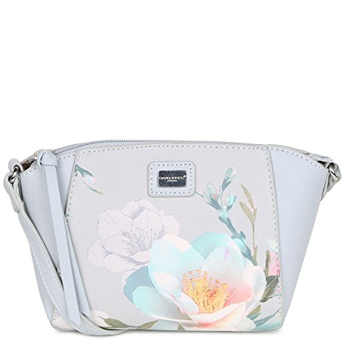 Sac Floral Light à Du David Grey Womens Main Messager Jones Plage I64r6T