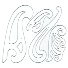 Acme C-Thru French Plastic Curve Set