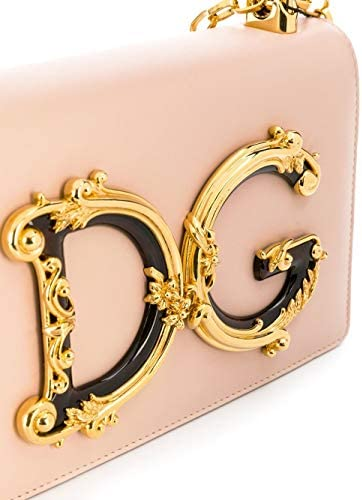 Luxury Fashion | Dolce E Gabbana Donna BB6498AZ80180412 Rosa Borsa A Spalla |