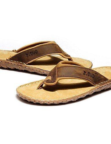 NTX Herren Schuhe Schuhe Schuhe Outdoor Casual Leder Hausschuhe schwarz braun dd68f1