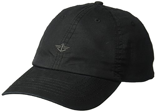 Dockers Mens Classic Baseball Dad Hat with Logo
