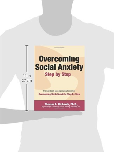 overcoming social anxiety step by step pdf