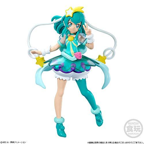 "Star☆Twinkle PreCure Cutie Figure Cure Soleil 3.9/"" Shokugan Figure"