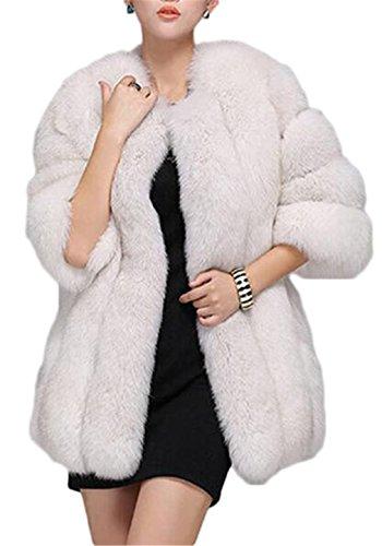 Mink Long Coat - 9