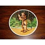 Wizard of Oz If I Were King Collector Plate