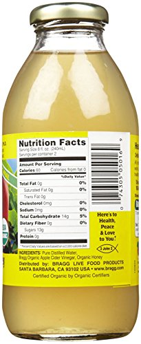 apple cider vinegar how to drink dr oz