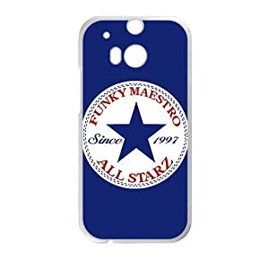 Happy Sport brand Converse fashion cell phone case for HTC One M8