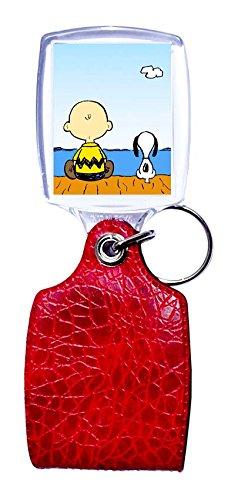 Llavero Snoopy rojo: Amazon.es: Hogar