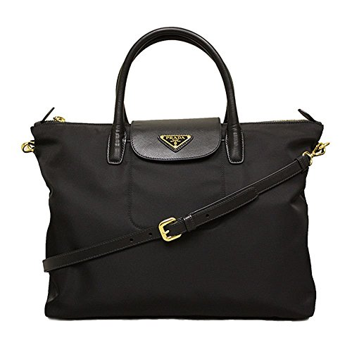 a659897626e6 Prada BN2541 Tessuto & Saffiano Tote - Buy Online in KSA. Shoes products in Saudi  Arabia. See Prices, Reviews and Free Delivery in Riyadh, Khobar, Jeddah, ...