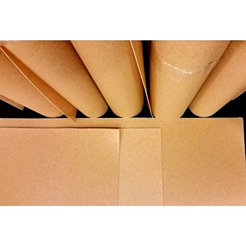 Worblas Finest Art Sheet Size L (39x29 Inch Sheet) Thermoplastic Material for Cosplay and Crafts by Worbla (Image #1)