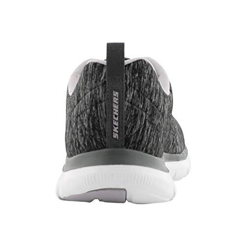 Skechers Sneaker Lvndr 2 Appeal 0 Women's Flex Blk rqaRr8