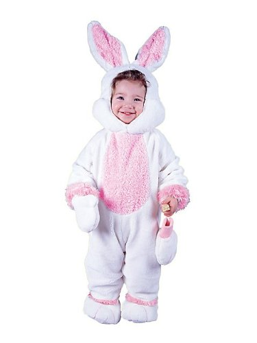 Fun World Unisex 'Cuddly Bunny' Toddler Costume