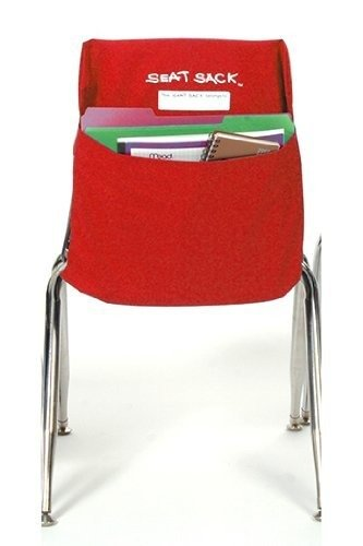 UPC 020742129616, Seat Sack Small Red