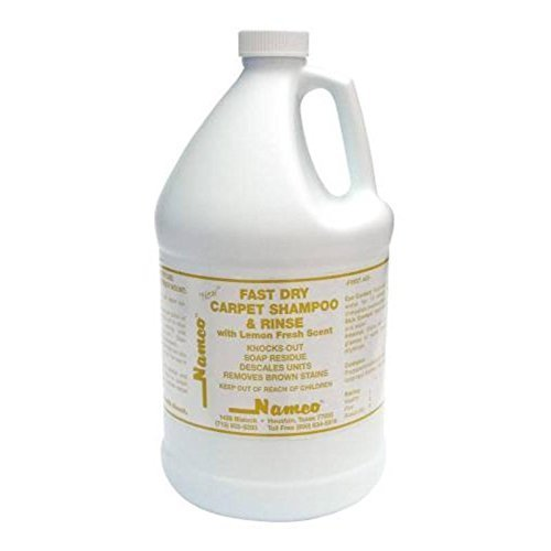 Hd Supply Carpet Rinse Shampoo and Rinse, 1 Gallon NAMCO 5001