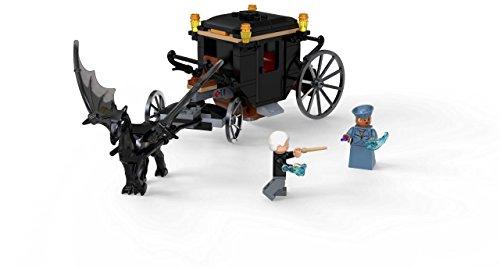 411jj8WPSDL - LEGO Fantastic Beast's Grindelwald's Escape 75951